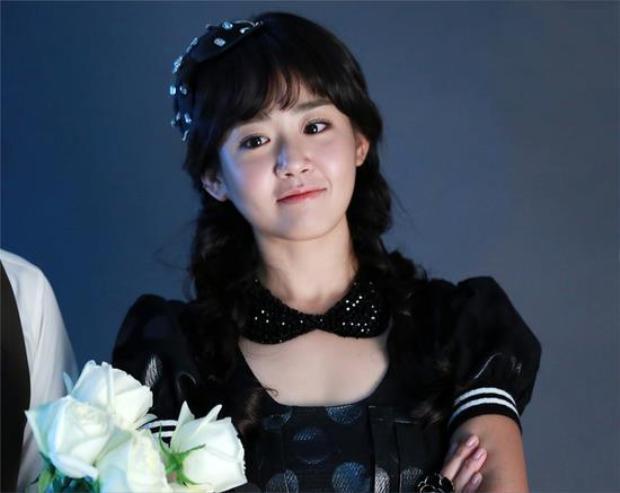 """""""Cheongdam-dong Alice"""" năm 2012,đường nét lẫn vóc dáng cô không thay đổi là bao."""