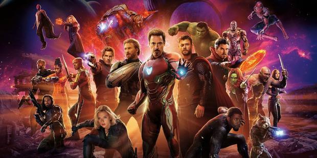 Những miếng hài siêu duyên dáng từ các siêu anh hùng Avengers: Infinity War