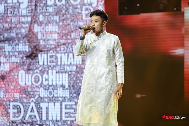 Nữ hoàng trật nhịp Quốc Huy được giải cứu: Từ nhạc Mông Cổ thành hào hùng Việt Nam