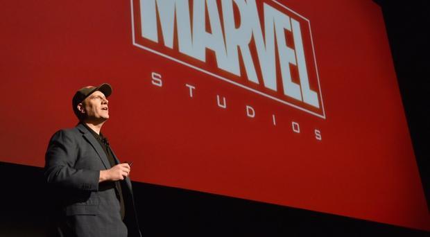 Ông trùm của Marvel hiện tại - Kevin Feige.