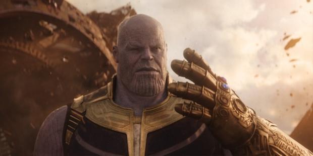 Bạn già Thanos à, anh lấy quyền gì độc chiếm Găng tay và sáu viên đá Vô Cực?