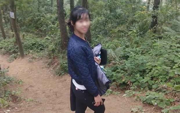 Chị Linh quay về nhà sau nhiều ngày bỏ đi.