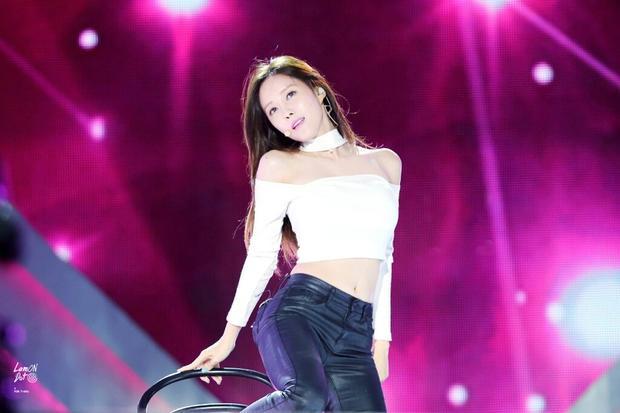Hyomin là pha trộn của sự quyến rũ và ngọt ngào.