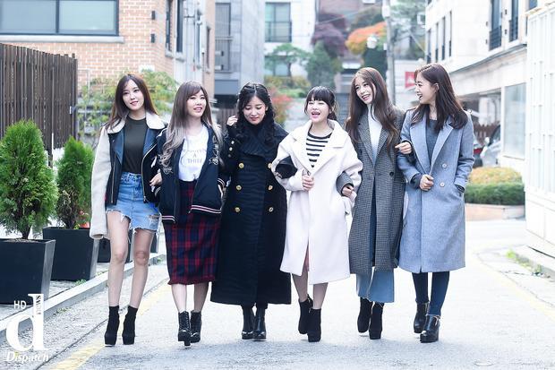 Và khi bên cạnh nhau, họ tạo nên con số 6 hoàn hảo cho T-ara.