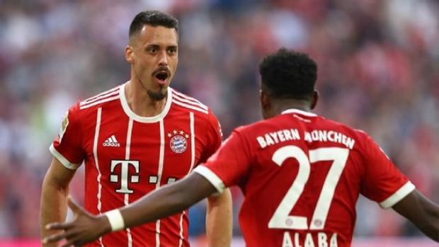 Bayenr Munich cần những cú đấm trước vòng cấm của Alaba và tinh thần Đức để hạ Real Madrid.