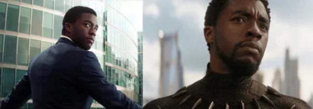Từ Civil War năm 2016,Black Panther có vẻ trưởng thành và ra dáng một vị vua trẻ hơn rất nhiều.