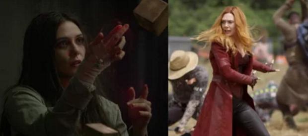 Scarlet Witch thay đổi từ người yêu đến ngoại hình xinh đẹp, mạnh mẽ hơn xưa rất nhiều.
