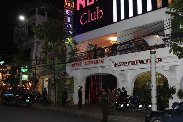 Quán bar No.1 (phường Tân An, quận Ninh Kiều, TP Cần Thơ). Ảnh: Vietnamnet.