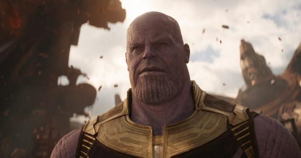 Thanos  Ác nhân mạnh nhất, và cũng nhân từ, giàu tình cảm nhất vũ trụ Marvel!