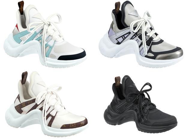 Ngoài thiết kế lưỡi giày nhô cao cùng phần đế uốn cong lạ mắt, đậm chất thể thao, Archlight còn có nhiều phiên bản màu cho các tín đồ thời trang thỏa ý lựa chọn. Tuy nhiên, bởi đây là một thiết kế đến từ thương hiệu đắt đỏ nên mức giá của nó cũng không hề rẻ, tầm 1090$ - gần 25 triệu đồng.