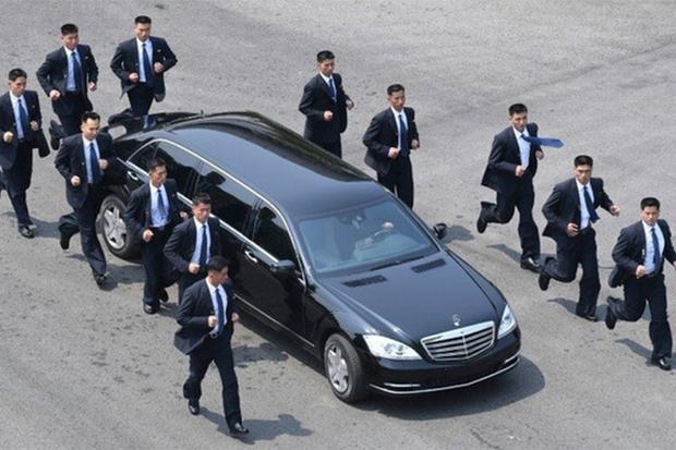 Chiếc xe Mercedes-Benz S600 Pullman Guard được cho là có giá thành lên tới 1,57 triệu USD.
