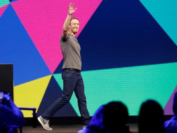 Giải mã bộ đồ mới tinh vừa được Mark Zuckerberg chưng diện đêm qua