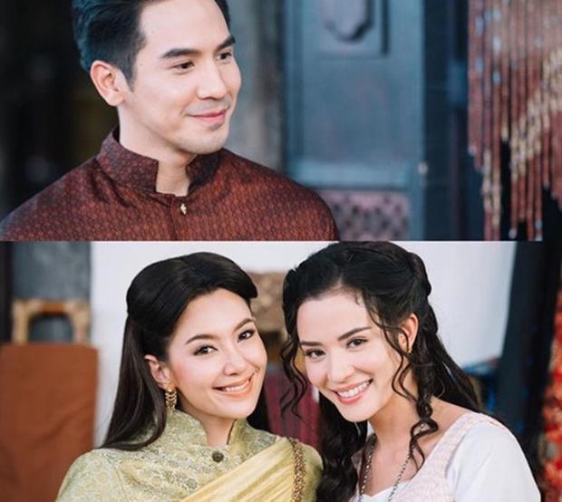 Pope Thanawat tiết lộ hình mẫu lý tưởng là một nữ diễn viên của 'Ngược dòng thời gian'