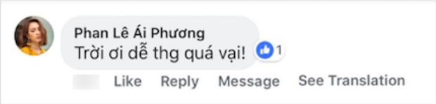 Bình luận của ca sĩ Ái Phương khi xem clip catwalk của Sinon Loresca tại chợ Bến Thành.