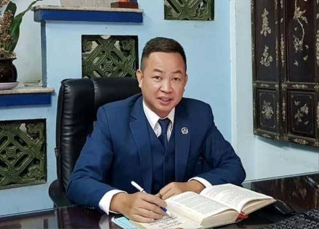 Luật sư Nguyễn Anh Thơm.