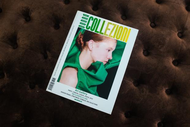 Được biết, đây không phải lần đầu tiên đồ của Phương My được xuất hiện trên tạp chí cao cấp này. Trong số báo tháng 12/2017, trang phục của cô còn được vinh dự xuất hiện trên trang bìa sau của tạp chí này. NTK Phương My cũng là NTK Việt Nam duy nhất xuất hiện trên tạp chí thời trang cao cấp Collezioni Haute Couture của Ý tính đến thời điểm hiện tại.