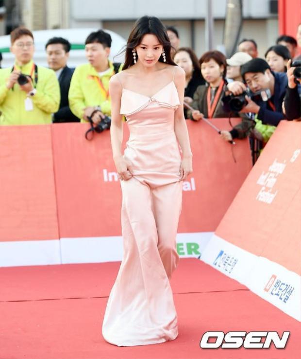 """Nữ diễn viên """"49 days"""" - Nam Gyuri."""