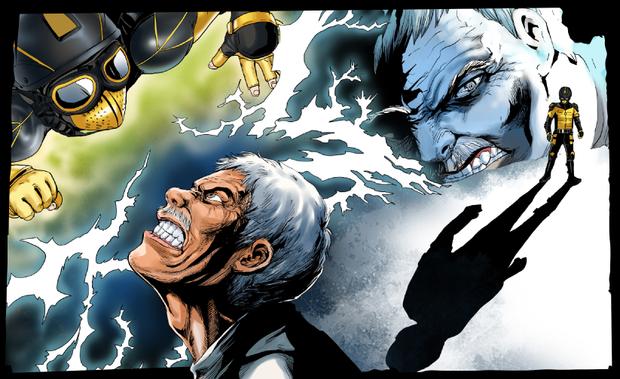 Việt Nam chính thức có Vũ trụ truyện tranh  điện ảnh siêu anh hùng giống Marvel và DC
