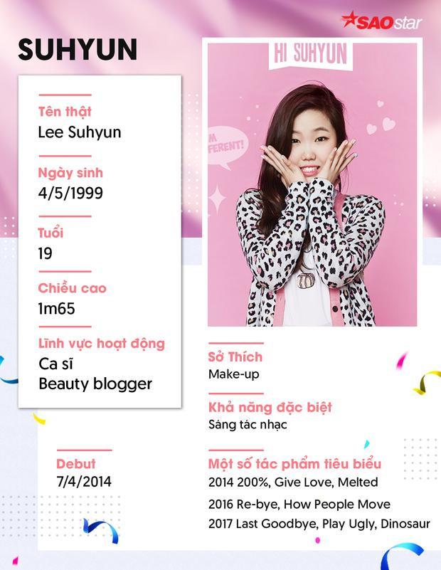 Suhyun (AKMU): Giọng ca tài năng phá vỡ mọi tiêu chuẩn ngoại hình của một idol Kpop