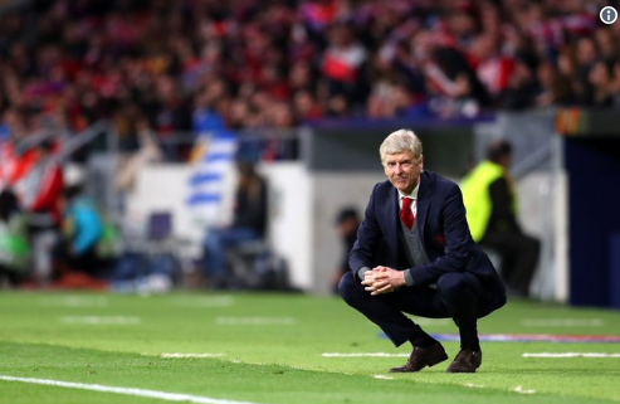 Day dứt là cảm giác khó tránh khỏi với Giáo sư bởi Pháo thủ sẽ có mùa giải thứ 2 liên tiếp vắng bóng ở đấu trường Champions League.