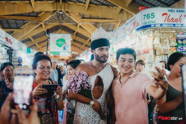 Hóa ra đây là lý do Sinon Loresca muốn so tài catwalk với Hương Giang tại Việt Nam
