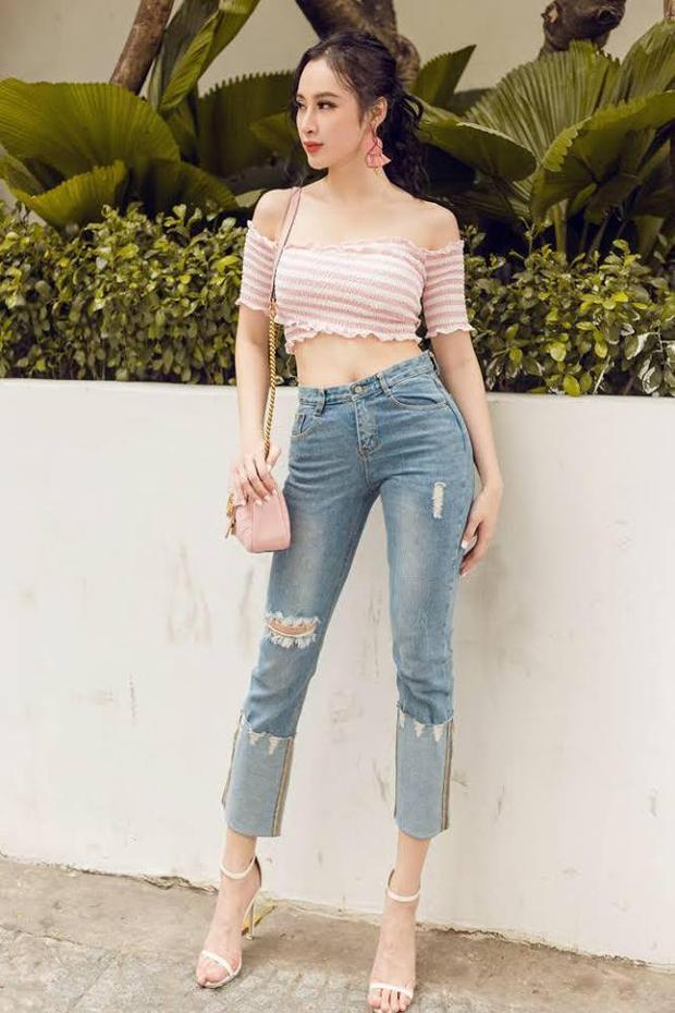 Không phải người mẫu, loạt mỹ nhân Việt này lại sở hữu đôi chân thon dài đáng ngưỡng mộ