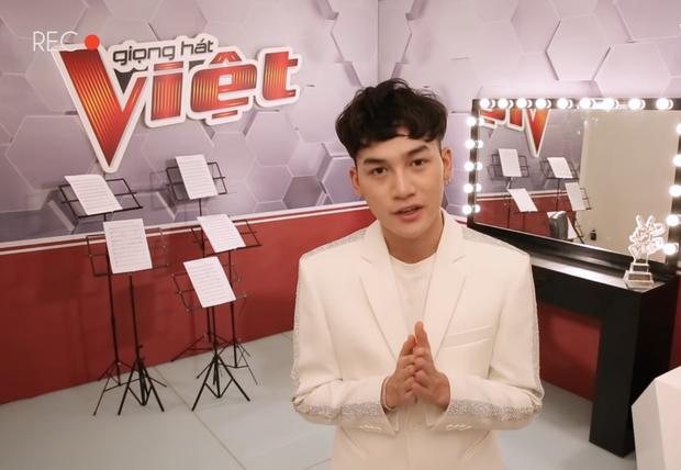 Phòng nhật ký The Voice 2018: Ali Hoàng Dương tiết lộ muốn về team Tóc Tiên?