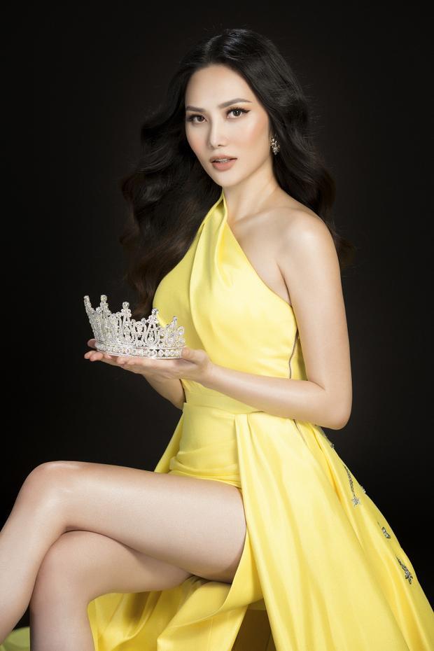"""Sau nhiều đồn đoán, Diệu Linh chính thức đại diện Việt Nam tham dự """"đấu trường"""" Nữ hoàng Du lịch Quốc tế 2018."""