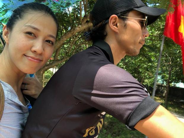 """Hình ảnh mới nhất của vợ chồng Phạm Anh Khoa giữa """"bão"""" dư luận."""
