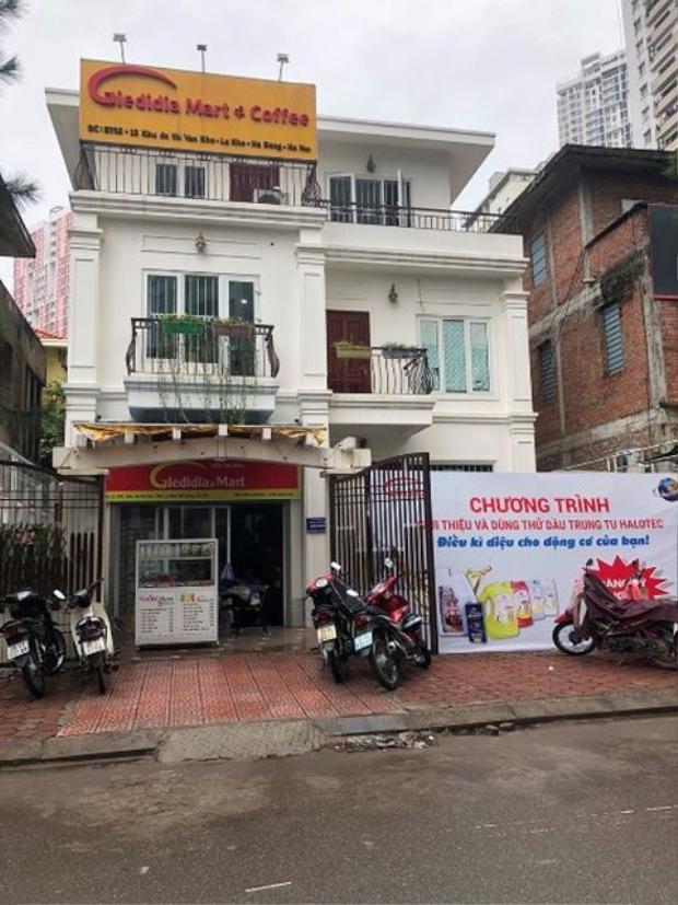 Trụ sở Công ty Giedidia thuê tại khu đô thị Văn Khê, quận Hà Đông, Hà Nội