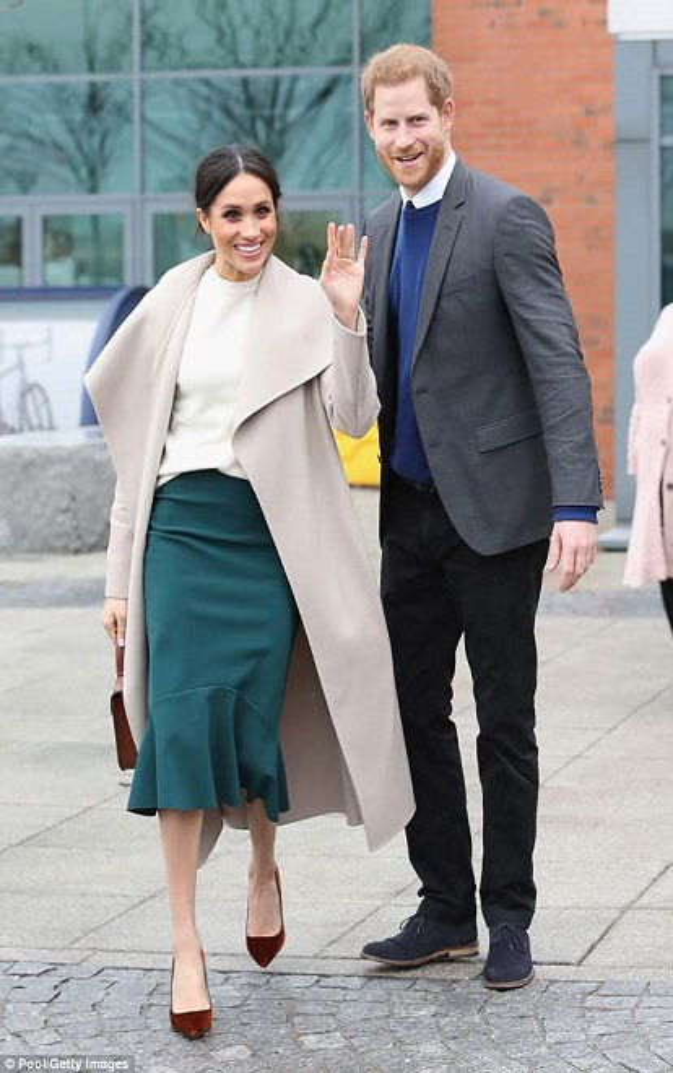 Cặp đôi Hoàng gia đã sẵn sàng cho ngày trọng đại