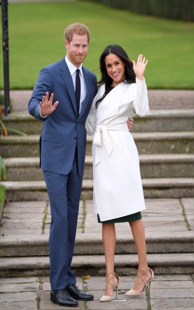 Meghan Markle và Hoàng tử Harry là động lực duy trì lối sống tích cực cho nhau