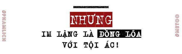 Phạm Lịch và #MeToo: Khi im lặng là tiếp tay cho quỷ dữ!