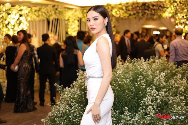 Kỳ Duyên, Lan Ngọc và dàn sao Việt đình đám xuất hiện trong tiệc cưới của Diệp Lâm Anh