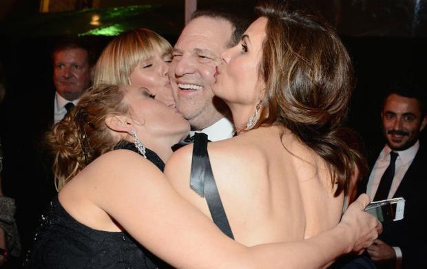 Harvey Weinstein - ông trùm máu mặt của Hollywood - nhà sản xuất kiêm người điều hành hãng phim nổi tiếng The Weinstein Company…