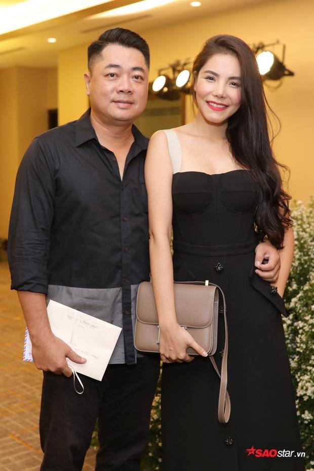 Vợ chồng Kiwi Ngô Mai Trang.