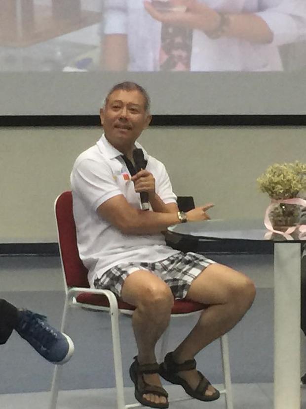 """""""Giáo sư mặc quần đùi"""" không đủ thâm niên nên không thể làm hiệu trưởng Trường Đại học Hoa sen."""
