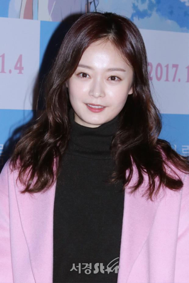 Thành viên của gia đình Running Man - Jeon So Min.