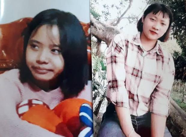 Quyên và Thúy đã được tìm thấy sau khi mất tích bí ẩn nhiều ngày nay. Ảnh Gia đình Việt Nam.
