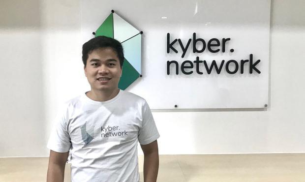 Lợi Lưu, đồng sáng lập Kyber Network, hiện tại là Tiến sỹ đầu tiên và duy nhất của Việt Nam về blockchain.
