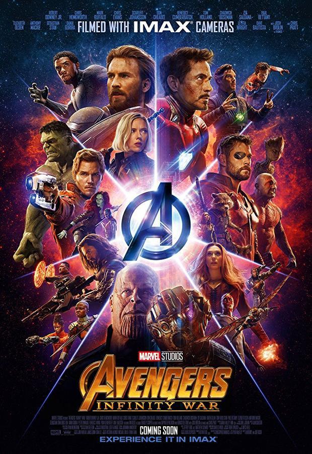 Avengers: Infinity War trở thành bộ phim nước ngoài cán mốc 8 triệu lượt xem nhanh nhất tại Hàn Quốc
