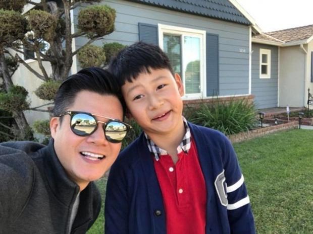 Vào sinh nhật lần thứ 10 của Bảo Nam, Quang Dũng cũng quyết định mua một căn nhà triệu đô để làm quà cho con trai.