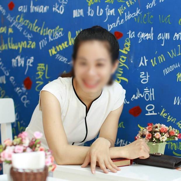 Chân dung nữ giáo viên chửi bới học viên.