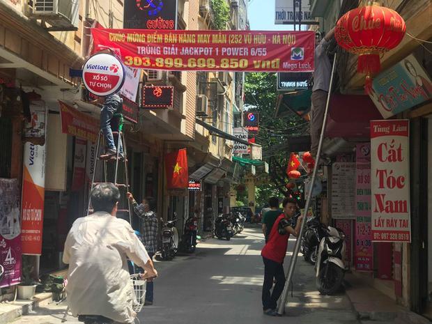 Dân phố Vũ Hữu bàn tán không ngớt về giải thưởng