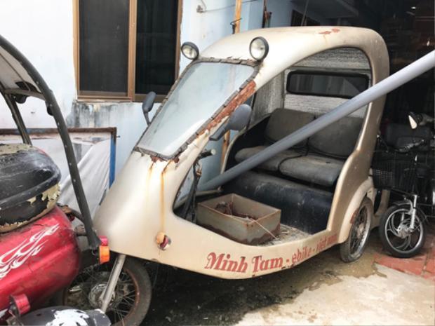 Chiếc xe điện ba bánh không thể đưa vào sản xuất hàng loạt. Chủ nhân thích được gọi là Minh Tâm như là tác giả của những chiếc xe mình chế tạo.