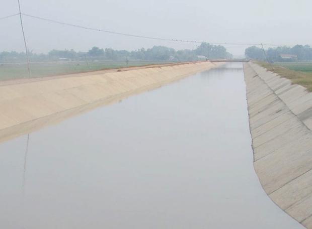 Con sông nơi các nạn nhân tử vong. Ảnh Dân Trí.