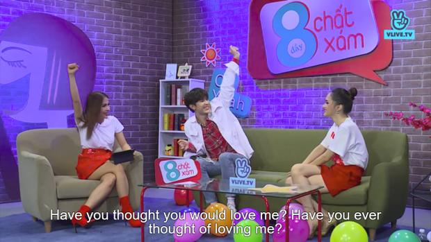Hoa hậu Hương Giang lần đầu tiết lộ đã từng có một mối tình kém tuổi