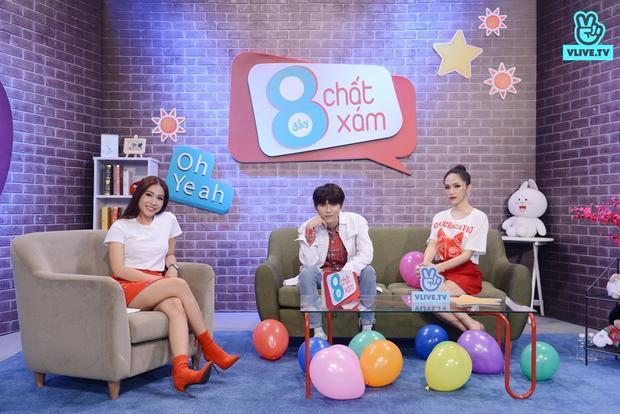 """Khả Như, Toof.P cùng khách mời Hương Giang """"mở hàng"""" cho mùa 2 của 8 đầy chất xám"""