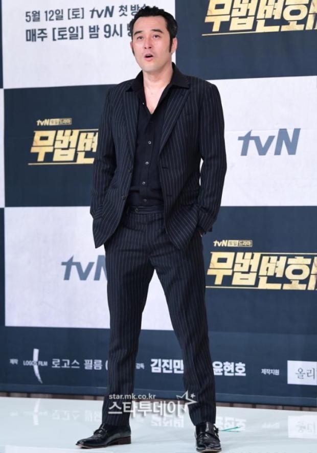Nam diễn viên gạo cội Choi Min Soo.