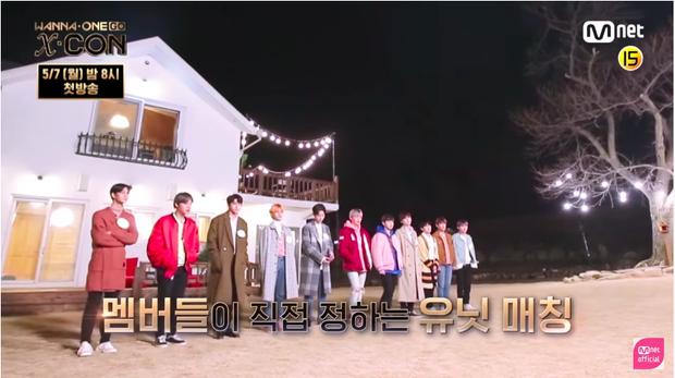 Khung cảnh lung linh trong chuyến cắm trại của Wanna One Go: X-CON.